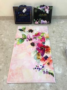 Excited to share the latest addition to my shop: Sajadah Memory Foam Prayer Mat Prayer Rug Knee support Islamic Gift Anti Slip backing Unique Modern Design Prayer Mat Islam, Muslim Prayer Rug, Islamic Prayer, Islamic Gifts, Prayer Flags, Islamic Art, Floral Print Design, Floral Prints, Memory Foam