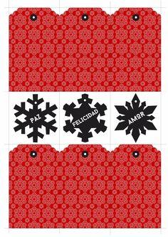 Celebraciones Caseras: imprimibles gratis navidad