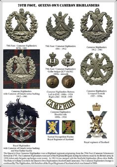 Queens Own Cameron Highlanders. Great Grandfather William Webster aged 20 1881 Census 79th Cameron Highlanders 114 High Street Dundee.