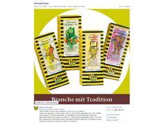 Gewinnt 3 Janosch-Tee-Pakete von Lebensbaum! Auf der facebook-Seite von denn's Österreich könnt ihr nur heute, dem 12. Oktober 2014, drei Janosch-Tee-Pakete...