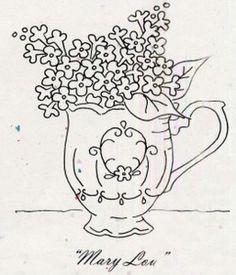Patterns - Embroidery and Stitchery