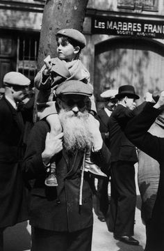 may 1st Robert Capa, Paris, May 1st 1937