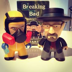 Breaking Bad Blind Boxes are 25% off for our daily deal today! Available in-store and online at Mindzai.com #toy #collectibles #art #arttoy #vinyltoys  #designertoys #breakingbad #mindzai #markham #toronto
