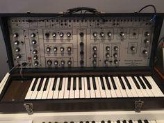 EML 101 Analog Semi-Modular Synthesizer