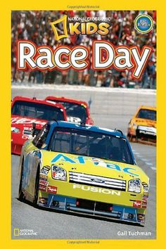 National Geographic Readers: Race Day! by Gail Tuchman, http://www.amazon.com/dp/1426306121/ref=cm_sw_r_pi_dp_HQc7rb11HV7G5