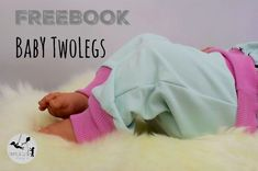 FREEBOOK Baby TwoLegs Gr. 44+50  Du suchst noch ein coole Hose für deine Kids? Hier kommt das Must-Have-Ebook für den Herbst und Winter!  Die Anleitung findest du hier im Blog.  Bei der TwoLegs handelt es sich um ein lässiges Ebook für eine supertolle Wohlfühlhose! Endlich mal was anderes als immer nur Pumphosen? Dann ist die TwoLegs die richtige Hose für dich!    Genäht werden kann die TwoLegs aus Jersey,Sweat,Cords,Jeans oder Interlock! Und für den kommenden Sommer ist eine Version in…