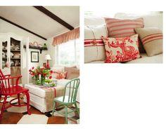 color scheme, sitting room
