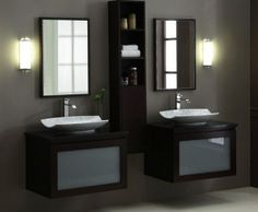 Modular Bathroom Vanities   Modern   Bathroom   Los Angeles   Vanities For  Bathrooms