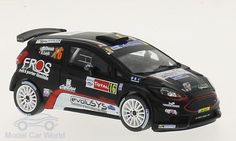 Ford Fiesta R5, No.16, Rallye WM, Rally Ypern Miniature Cars, Rally, Ford, Miniatures, Scale Model Cars, Small Cars, Ford Trucks, Mockup, Minis
