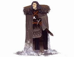 "Check out new work on my @Behance portfolio: ""Jon Snow"" http://be.net/gallery/50021125/Jon-Snow"