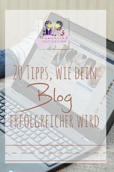 Wie dein Blog bekannt wird - Unsere 20 Schlüssel zum Erfolg - Mamahoch2