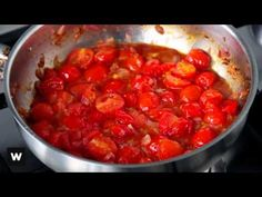 How To Cook Tomato Relish South African Recipes, Ethnic Recipes, Great Recipes, Favorite Recipes, Cooking Tomatoes, Tomato Relish, Your Recipe, Cherry Tomatoes, Love Food