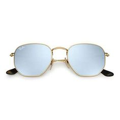 Óculos de Sol Ray Ban Hexagonal RB3548N-001 30 54 fd795660a3