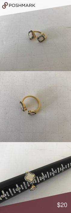 Bauble Bar Statement Ring Size 7 Used Bauble Bar Jewelry Rings