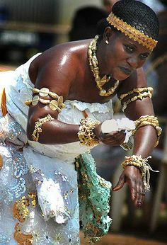 Panafest in Ghana African Life, African Culture, African Women, African Fashion, Ethnic Jewelry, African Jewelry, Black Is Beautiful, Beautiful People, Ghana
