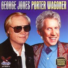 George Jones and Porter Wagoner [CD]
