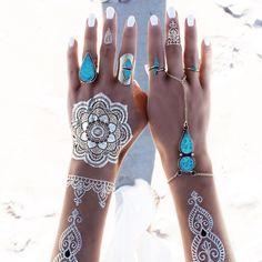GypsyLovinLight: Turquoise Dreamer