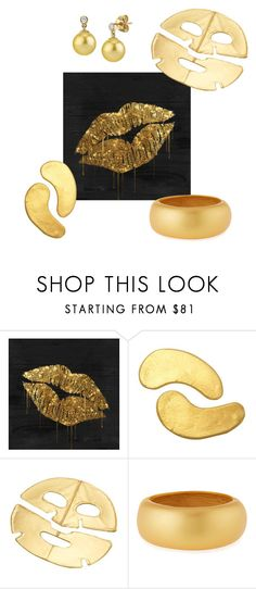"""""""Untitled #841"""" by paranoja-1 ❤ liked on Polyvore featuring MZ Skin and Kenneth Jay Lane"""
