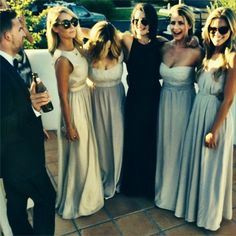 Lauren Conrad. See 19 other gorgeous celebrity bridesmaids.