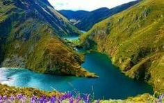 LAGUNA AZUL TARAPOTO PERU