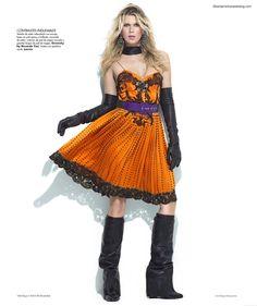 Alexandra Richards for Harper's Bazaar © Benjamin Kanarek