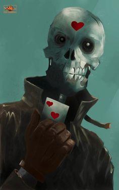 Jack of Hearts, Moe Murdock on ArtStation at http://www.artstation.com/artwork/jack-of-hearts