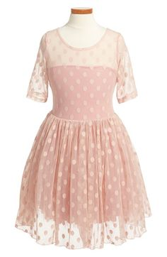 Fiveloaves Twofish 'Maiden of the West' Dress (Big Girls) available at #Nordstrom