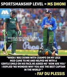 Haa that is dhoniii History Of Cricket, World Cricket, India Cricket Team, Cricket Sport, Funny Facts, True Facts, Funny Jokes, General Knowledge Facts, Knowledge Quotes
