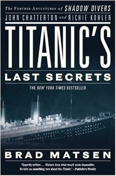 New evidence about why the Titanic sank so quickly.