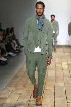 Greg Lauren Spring Summer 2016 Primavera Verano - #Menswear #Trends #Tendencias #Moda Hombre - New Yoek Fashion Week - Male Fashion Trends