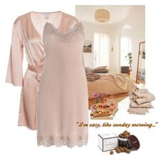 """#sunday"" by jolka-krawiec ❤ liked on Polyvore featuring Zimmermann, abcDNA and sunday"