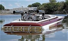 Nice flat bottom v-drive. Fast Boats, Speed Boats, Power Boats, Drag Boat Racing, Vintage Boats, Vintage Ski, Flat Bottom Boats, Offshore Boats, Amphibious Vehicle