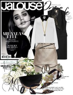 """Untitled"" by katarina-kaja ❤ liked on Polyvore"
