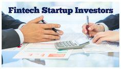 10 Popular fintech Startup investors - http://techbullion.blogspot.com/2016/09/10-popular-fintech-startup-investors.html #tech. Find Tech Companies on Tech Directory http://techdirectory.io