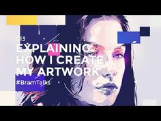 Adobe Illustrator tutorial: Create a brand new style of vector portrait - Digital Arts