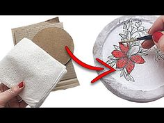 In this video I will show you how to make jewelry box with my own hands. I will use cardboard, paper glue and other improvised materials. Paper Glue, Paper Art, Jewelry Box, Jewelry Making, Cardboard Crafts, Paper Napkins, Creative Inspiration, Print Patterns, Decoupage