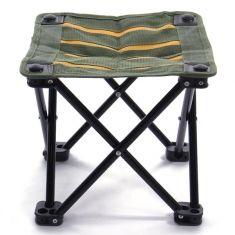 Portable Fishing Chair Campstool Mini Folding Stool Fishing Tackle