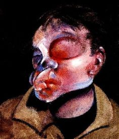 Francis Bacon | Self Portrait with Injured Eye, 1972