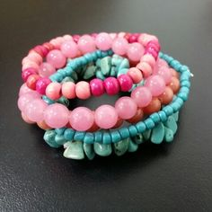 Pink Love Arm Candy