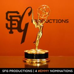 #SFGProductions has been nominated for 4 #Emmys!  We are so excited!  Check out all our videos & let us know which ones you like best!   #SFGiants