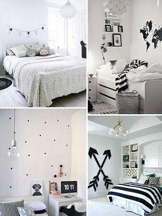 Confira nossas dicas e inspirações para decorar sem erro os quartos de adolescente!