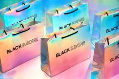 Parámetro Studio designed the packaging for Black & Bone, ...