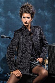 Casaco de pêlo sintético 6609-8775 | Ana Sousa