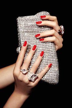Dream Collection #alessandro #nails http://www.benjaminbecker-photography.com Benjamin Becker beauty makeup lips nails fashion editorial magazine cover hair jewellery calendar
