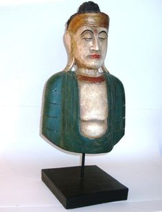 Busto de Buda - www.balidekor.com