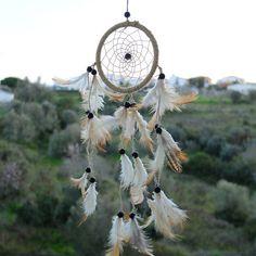 Natural dreamcatcherWall hangingRoom decorBohemian