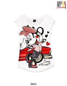 Minnie T-Shirt by ALCOTT www.alcott.eu
