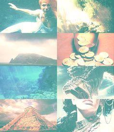The Elder Scrolls races – The Maormer of Pyandonea.