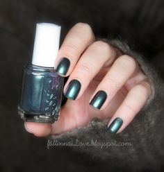 Essie For The Twill Of It.