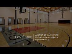 Michael Jordan's Residence, Highland Park, IL - Home Auction December 16, 2013 by Concierge Auctions